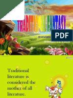 Traditional Fantasy( CEC 2)