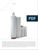 Pt Fe Filter Cartridges