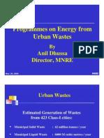 Anil Dhussa Urban Waste Small