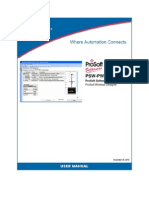 ProSoft Wireless Designer User Manual