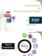 Nepal Telcomm Services