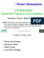 Topics of VLSI Technology