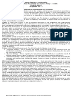 MB0052-Strategic Management and Business Policy Set 1 & 2