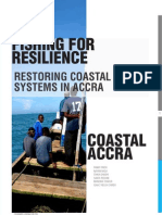 Fishing for Resilience - Restoring Coastal Systems in Accra