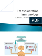 (28) Transplantation Immunology