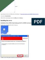 Installation Process of NewGenLib Application