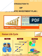 SIP ( Systematic Investment plan)