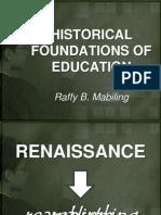Renaissance Education