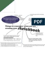 Sketchbook Advice