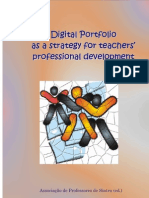 Digital Portfolio as a strategy for teachers' professional development