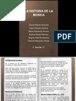 Libro Historia de La Musisa