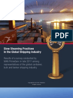 MAN PrimeServ - Slow Steaming Rapport 2012