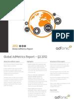 Adfonic Global AdMetrics Report