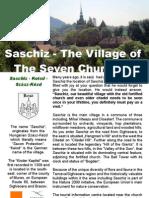 Saschiz - The village of the Seven churches