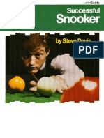 Successful Snooker - Steve Davis