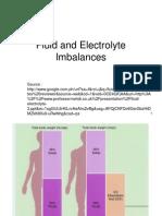 Fluid Electrolyte 3