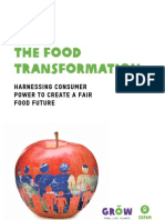 The Food Transformation