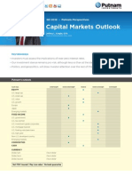Putnam Capital Markets Outlook Q3 2012