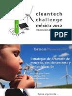 CTCM2012 - Taller Estrategias de Desarrollo de Mercados - 19y20 Junio