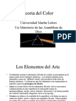 Teoria de Color Emagister