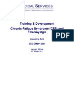 MED CMEP 0087 Chronic Fatigue Syndrome CFS and Fibromalgia 3 Final