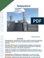 InstrumentaçãoTemperatura - termopar