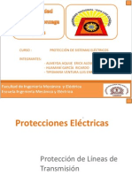 Proteccion Lineas de Transmision