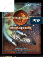 Guide Book Serenity RPG