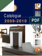 Catalogue Francais 2009-2010