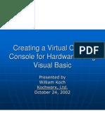 CNNNJ Programming Hardware With Visual Basic