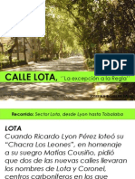 Calle LOTA