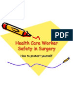 Health Care Worker Safety in Surgery.ppt