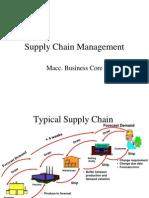 MAcc Supply Chain
