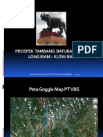 Prospek Usaha Tambang Batubara PT VBS Kutai Barat