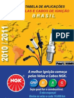 Catalogo Vela Ngk