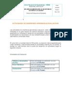 Criterios de Evaluacion Documentacion Julio 2012