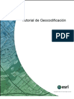 Tutorial de Georreferenciacion ESRI