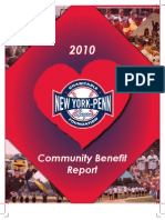 2010 NYPL Charitable Foundation Report