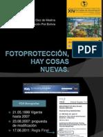 Fotoprotección, hay cosas nuevas