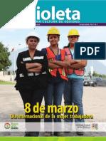 Revista Violeta No. 3 | Día Internacional de la Mujer Trabajadora