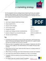Planning Your Marketing Strategy