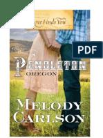 Love Finds You in Pendleton Oregon
