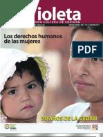 Revista Violeta No. 6 | Los derechos humanos de las mujeres - 30 años de la CEDAW