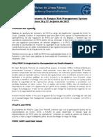 Informe Seminario Fatigue Risk Management System