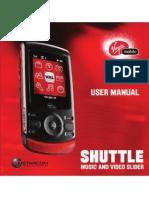 Shuttle UserManual