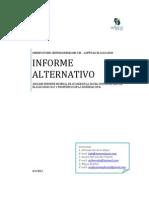 Análisis informe mundial de avance en la lucha contra el SIDA de El Salvador 2012