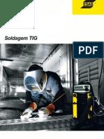 Catálogo ESAB varetas TIG