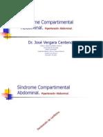 Sindrome Compartimental Abdominal Scribd