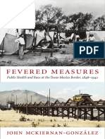 Fevered Measures by John Mckiernan-González