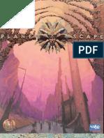 AD&D - Planescape - Campaign Setting